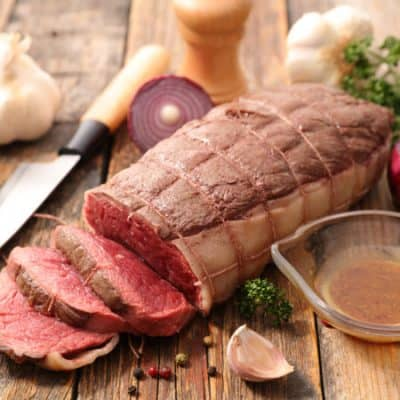 Beef Eye Of Round Roast All Products Roast
