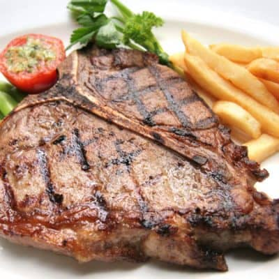Beef T-Bone Steak All Products [tag]
