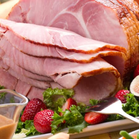 Easy Carve Ham All Products No Gluten Added