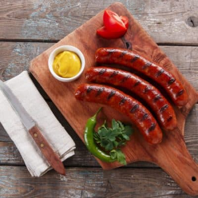 Chorizo Sausage All Products Feature