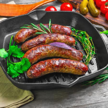 Red Wine Sausage All Products Sausage / Wieners