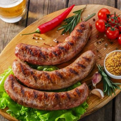 Italian Sausage All Products No Gluten Added