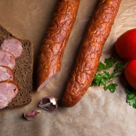 Ham Sausage Ring All Products Sausage / Wieners