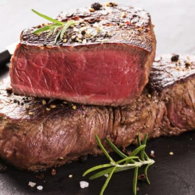 Dry Aged New York Striploin Steak All Products [tag]