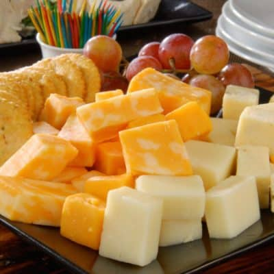 Cheese & Crackers Platter All Products Cheese