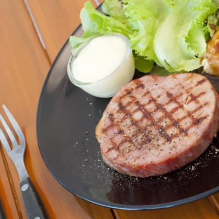 Smoked Ham Steak All Products Smoked