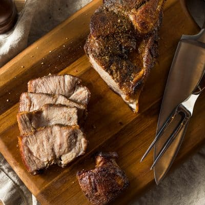 Boneless Pork Butt All Products Roast