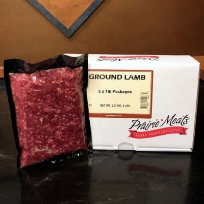 Ground Lamb All Products Ground Meats