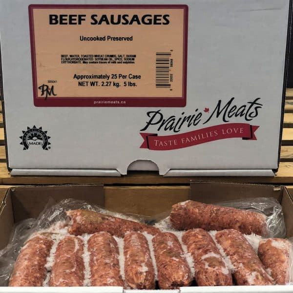 Beef Sausage All Products Sausage / Wieners