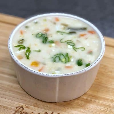 Roasted Corn & Chorizo Chowder All Products Meals-in-Minutes