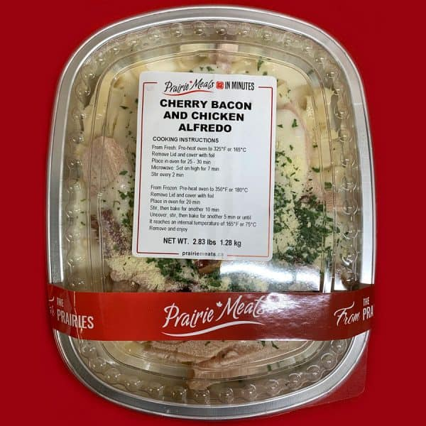 Cherry Bacon & Chicken Alfredo All Products Meals-in-Minutes