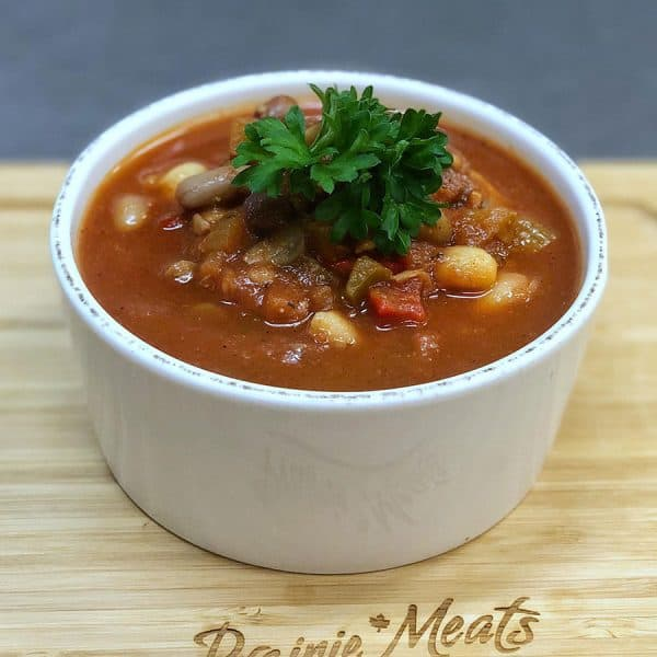 Vegetarian Chili All Products No Gluten Added