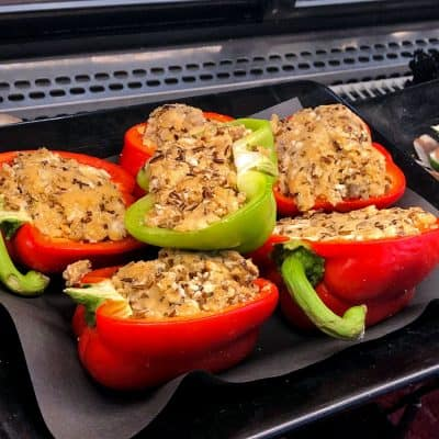 Stuffed Peppers All Products Vegetarian