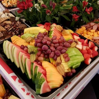 Fruit Platter All Products Trays & Platters