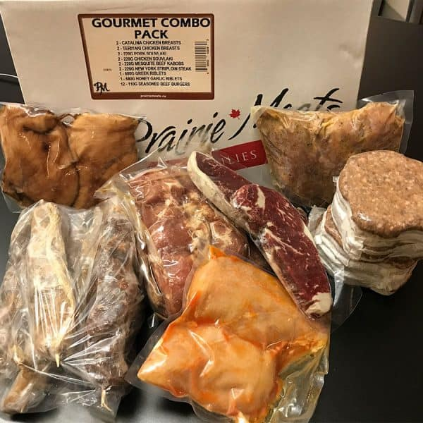 Gourmet Combo Pack All Products [tag]
