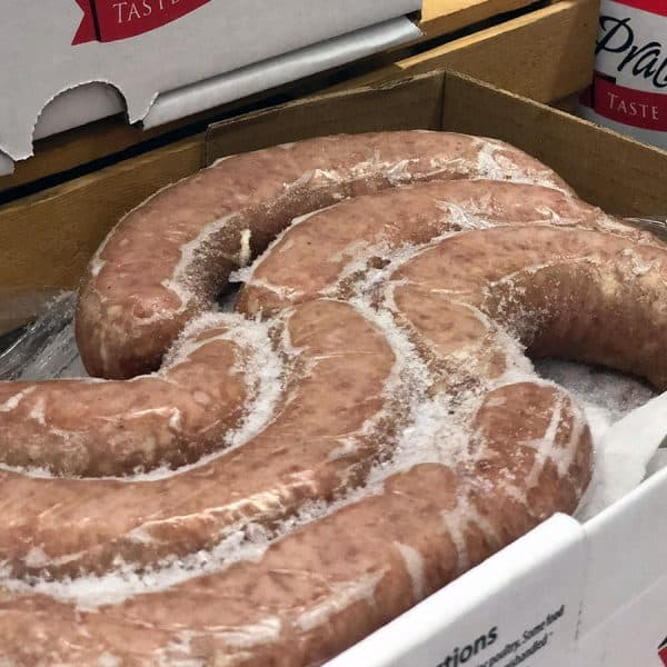 Bratwurst All Products No Gluten Added