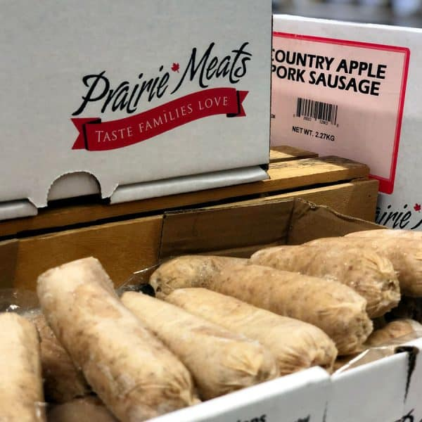 Country Apple Pork Sausage All Products Feature