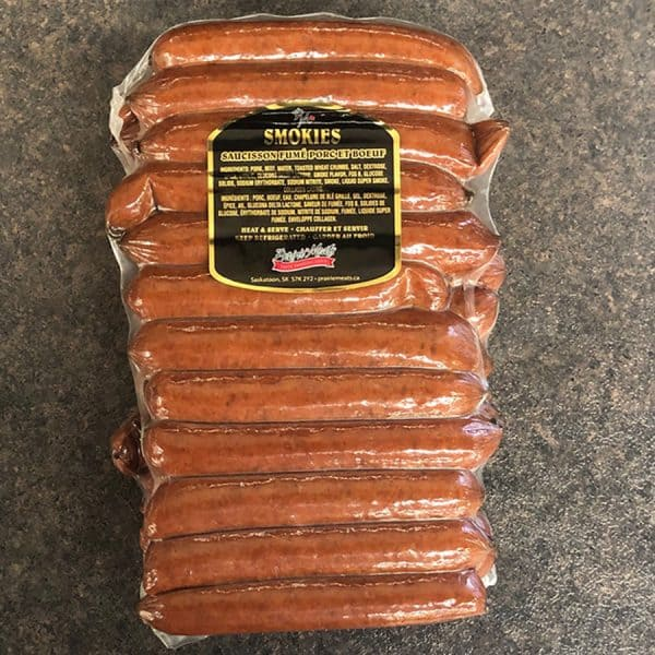 Smokies All Products Sausage / Wieners