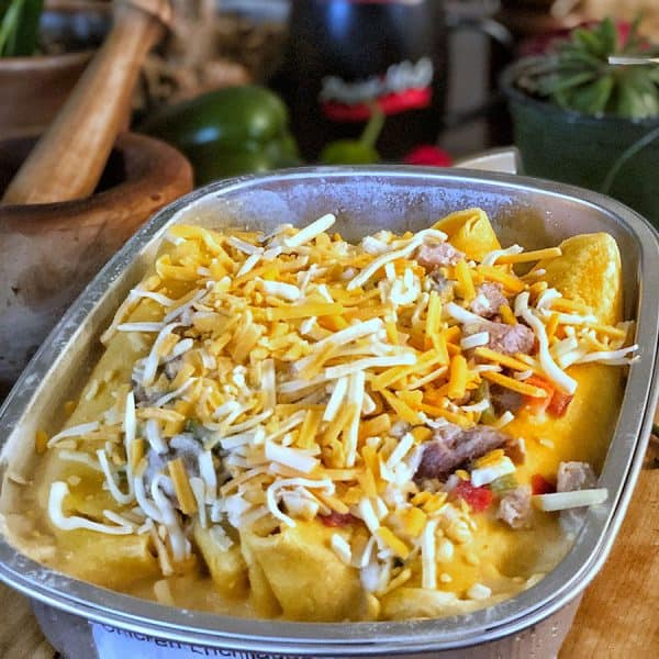 Chicken Enchiladas All Products Meals-in-Minutes