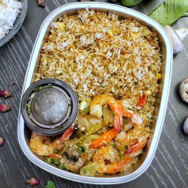 Shrimp Stir Fry All Products Meals-in-Minutes
