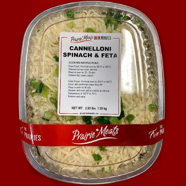 Spinach & Feta Cannelloni All Products Meals-in-Minutes