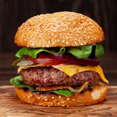 Prairie Angus Beef Burgers All Products Burgers / Meatballs