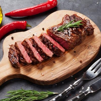 New York Striploin Steak AAA All Products Feature