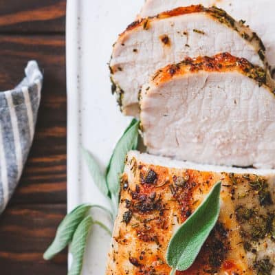 Smoked Mesquite Pork Loin Roast All Products Roast