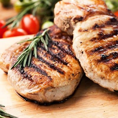 Greek Pork Loin Chop All Products [tag]