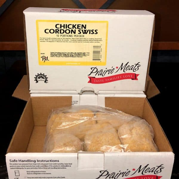 Chicken Cordon Swiss All Products [tag]