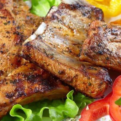 Pork Greek Ribs All Products [tag]