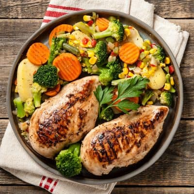 Sweet Mesquite Chicken Breast All Products 2 Can Dine Program