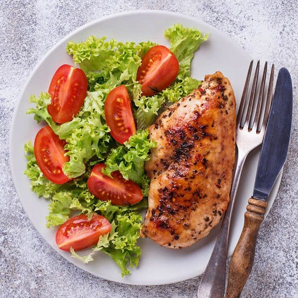 Buffalo Ranch Chicken Breast All Products 2 Can Dine Program