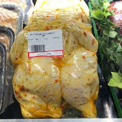 Citrus & Dill Flattened Chicken All Products [tag]