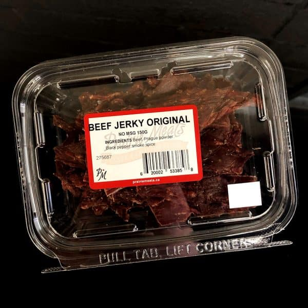 Regular Beef Jerky All Products No Gluten Added