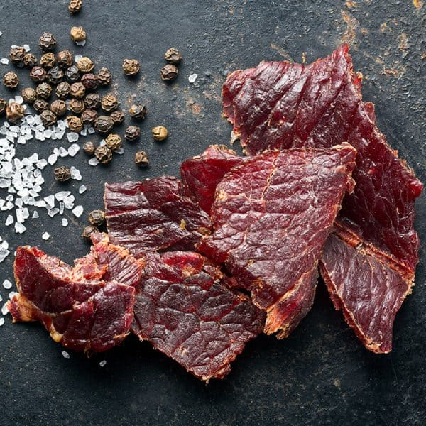 Sweet & Spicy Beef Jerky All Products No Gluten Added