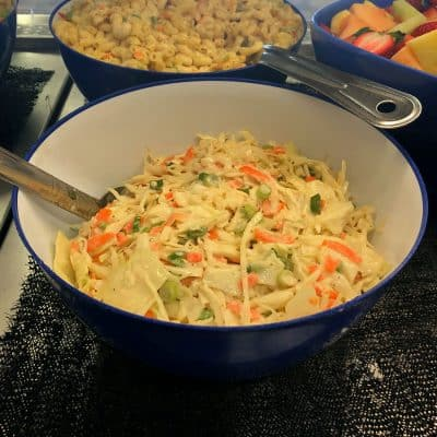 Creamy Coleslaw All Products No Gluten Added