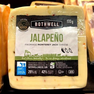 Bothwell Jalapeno, Monterey Jack Cheese All Products Cheese