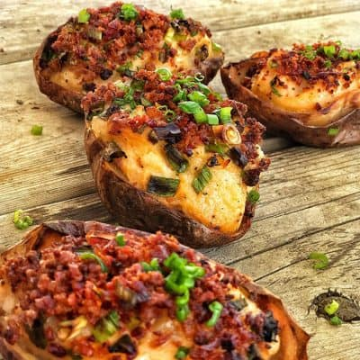 Gourmet Stuffed Potato All Products Christmas