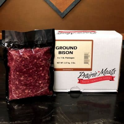 Ground Bison All Products Ground Meats