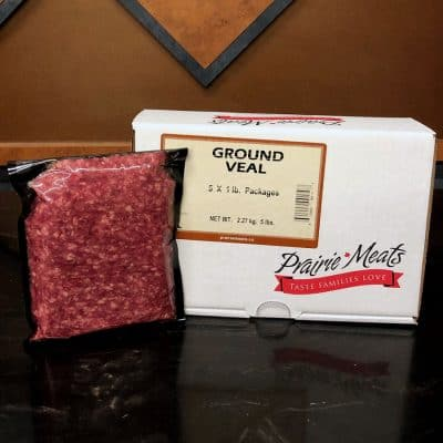 Ground Veal All Products Ground Meats