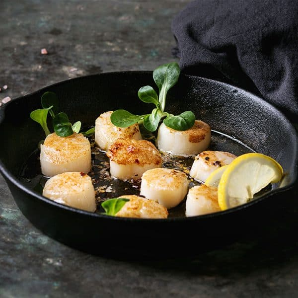 North Atlantic Scallops 10/20 All Products [tag]