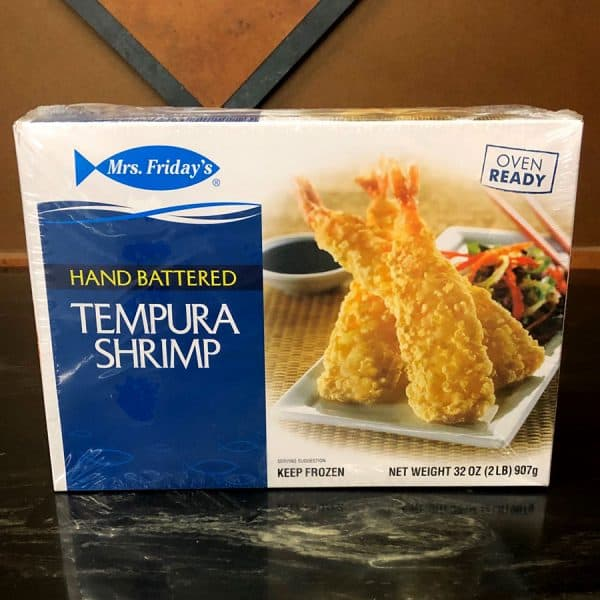 Tempura Shrimp 16/20 All Products [tag]