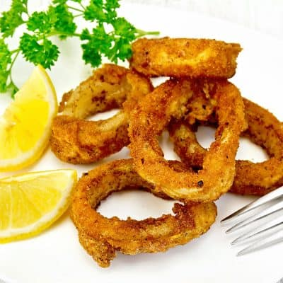 Breaded Calamari Ring and Tentacles All Products [tag]