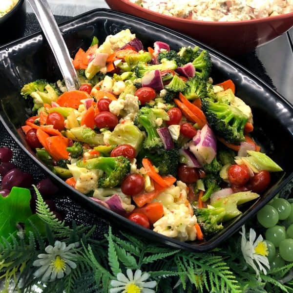 Marinated Vegetables All Products No Gluten Added