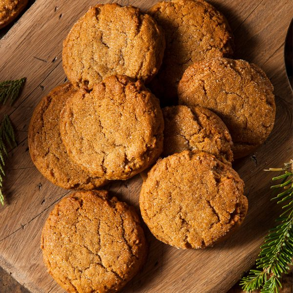 Ginger Melt Cookies All Products Christmas