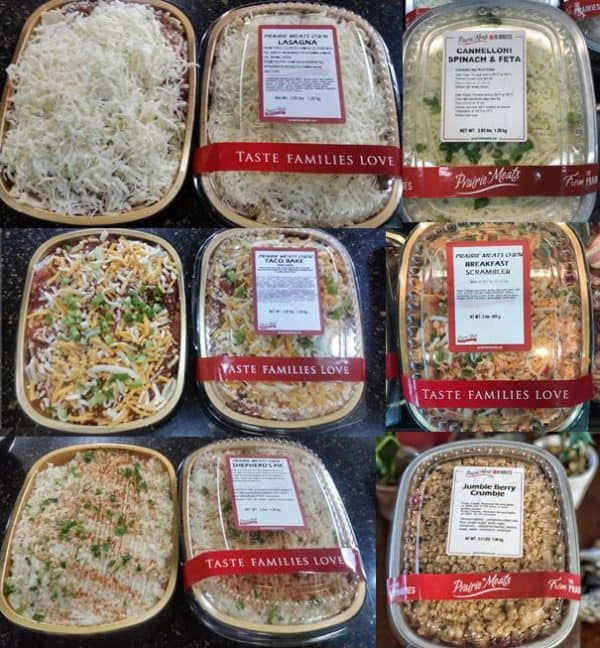 Meals In Minutes Pack All Products Feature
