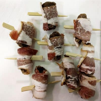 Bacon Wrapped Steak Bites All Products Feature