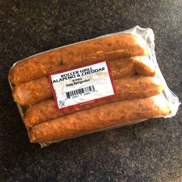 Roller Grill Jalapeno and Cheddar All Products Feature