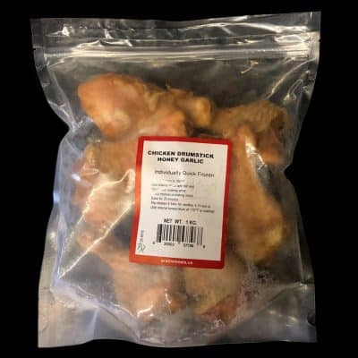 Honey Garlic Chicken Drumsticks All Products [tag]